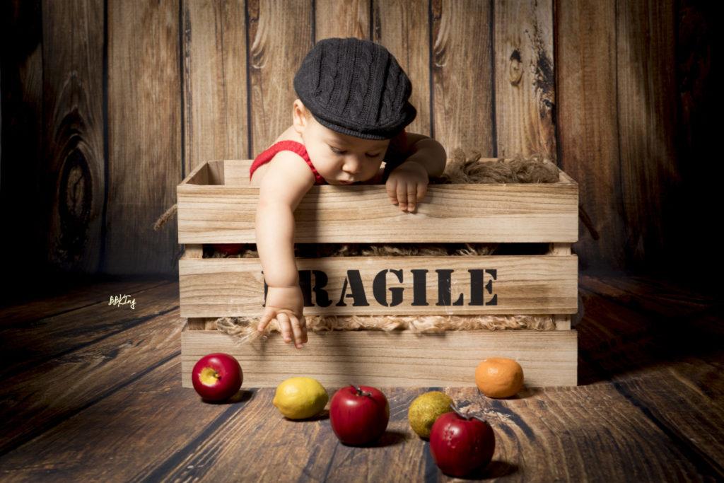 photographie enfant originale
